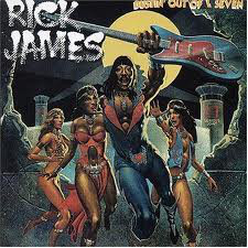 Rick James – Bustin' Out Of L Seven (Motown)
