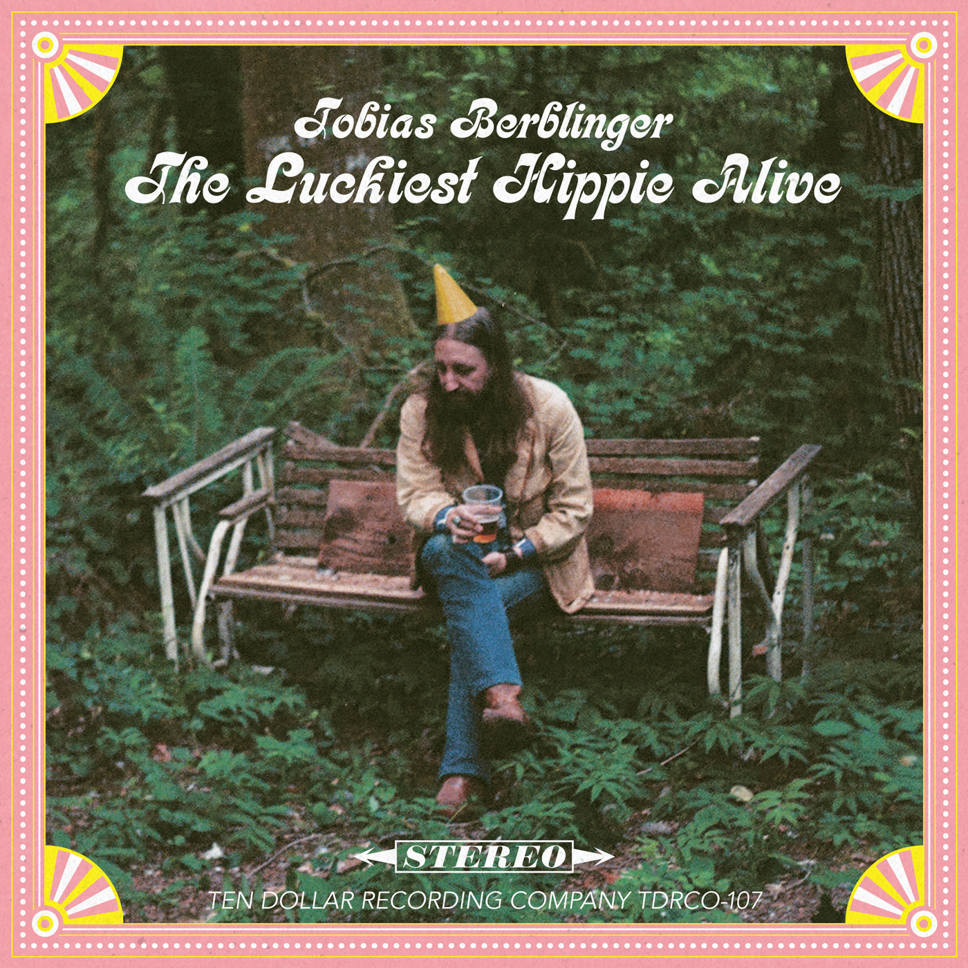 Tobias Berblinger - The Luckiest Hippie Alive