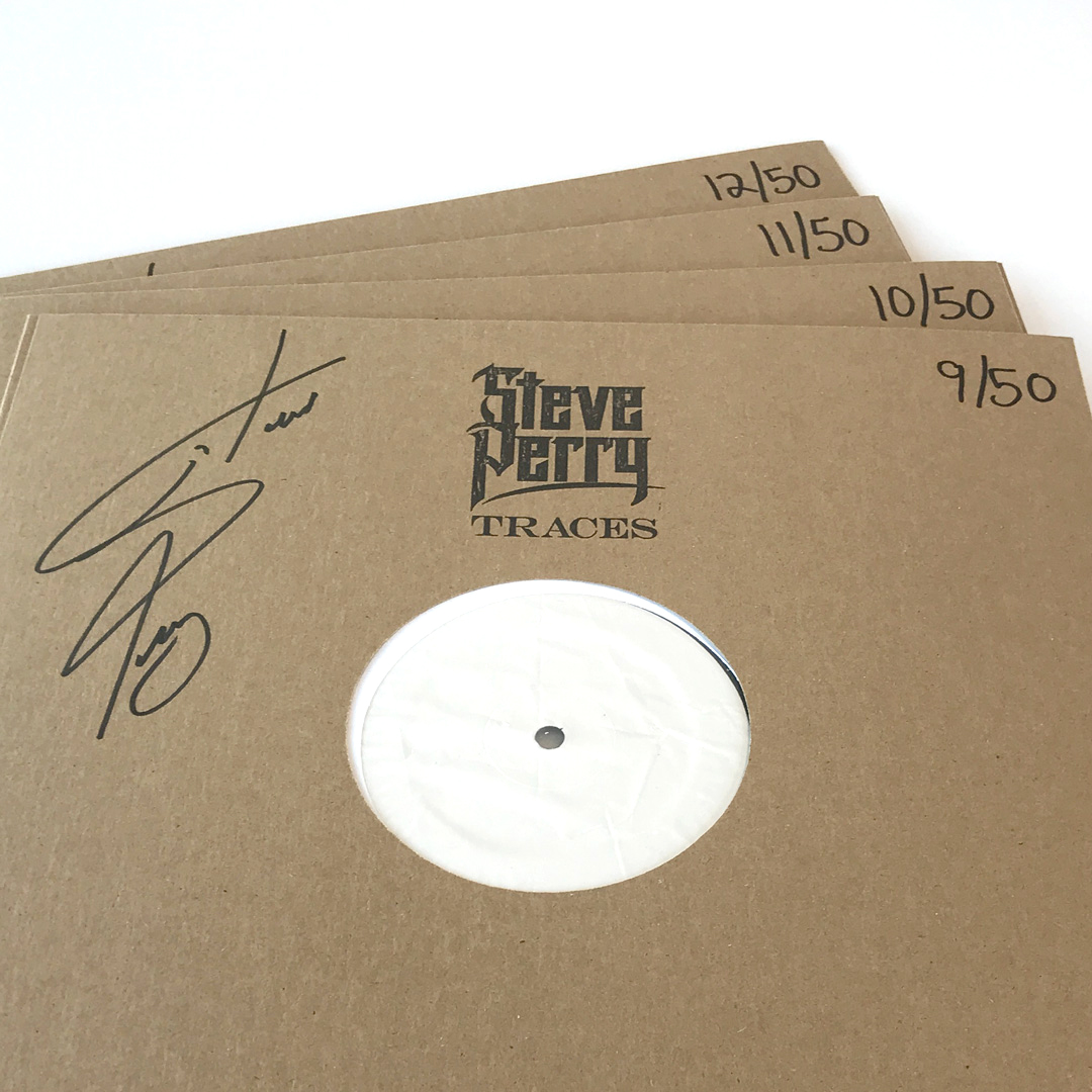 Signed 2xLP Test Pressing + Deluxe 2xLP + Turntable Mat Bundle (50 available)
