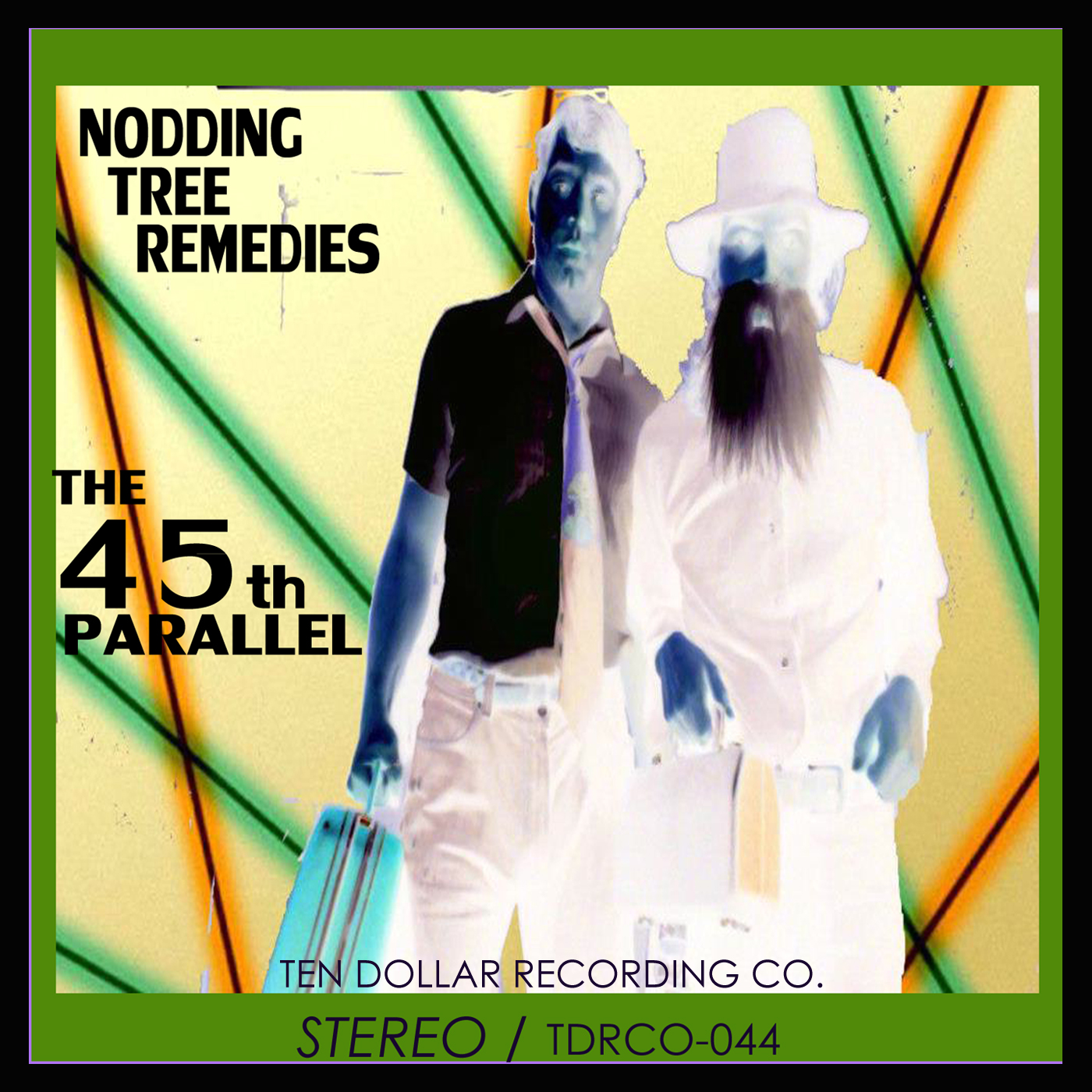 Nodding Tree Remedies - The 45th Parallel