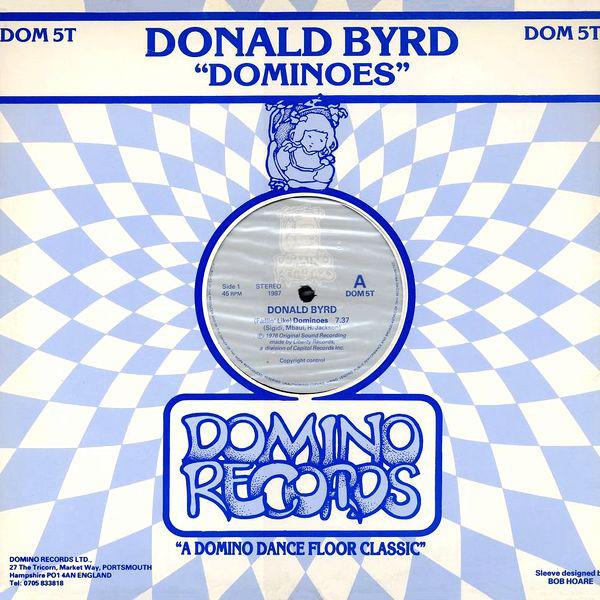 Donald Byrd – Dominoes (Domino Records)