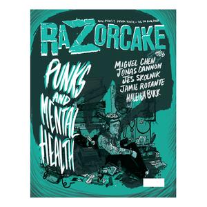 Razorcake #106 & Back Issues
