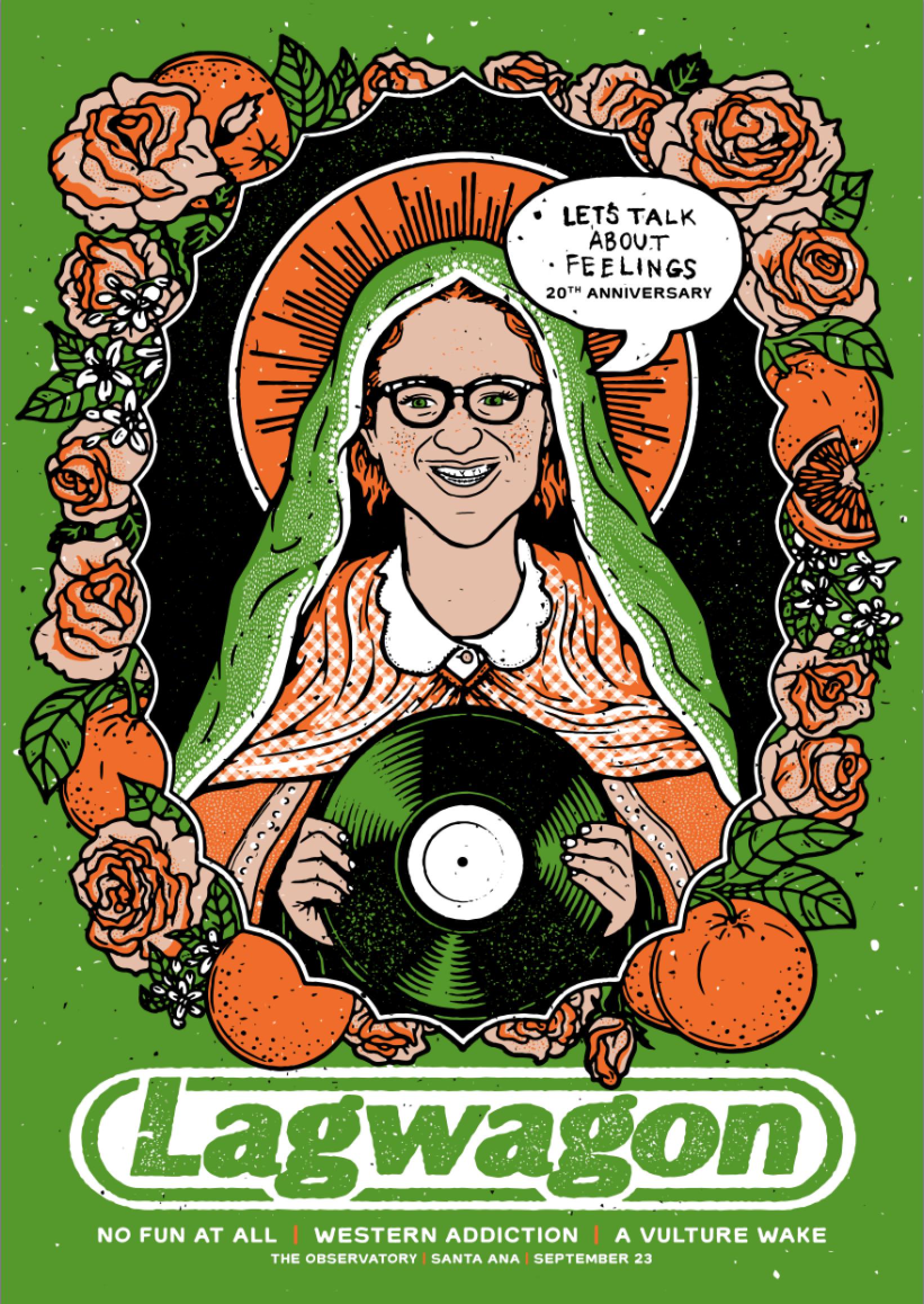 Santa Ana LTAF Poster