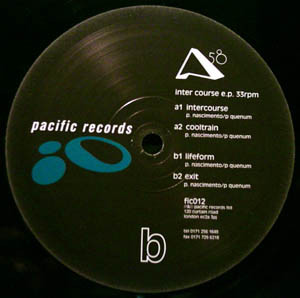 Access 58 ‎– Intercourse EP (Pacific Records)