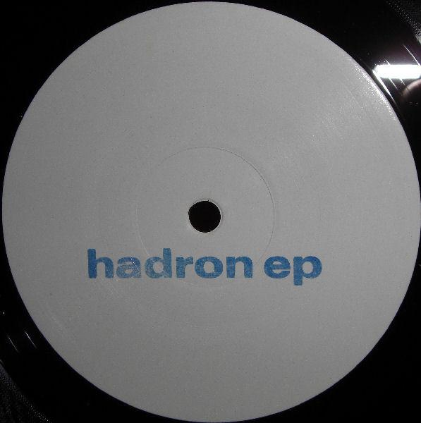 Sleeparchive – Hadron EP (Sleeparchive)
