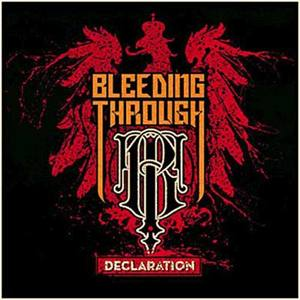 BLEEDING THROUGH ´Declaration´ [LP]
