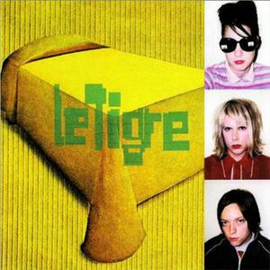 Le Tigre - s/t LP