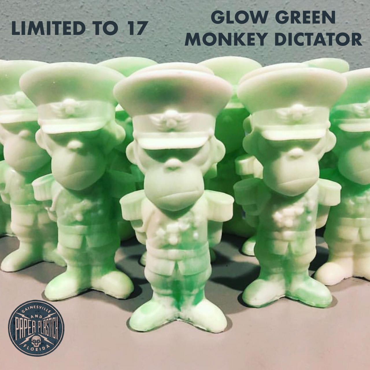Monkey Assassin General (Green Glow)