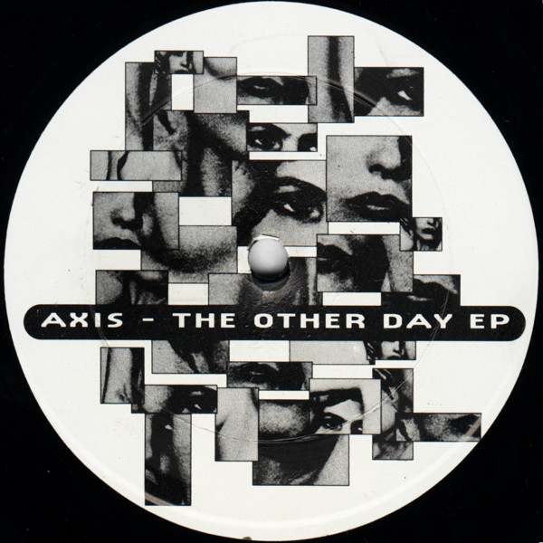 Jeff Mills ‎– The Other Day EP (Axis )