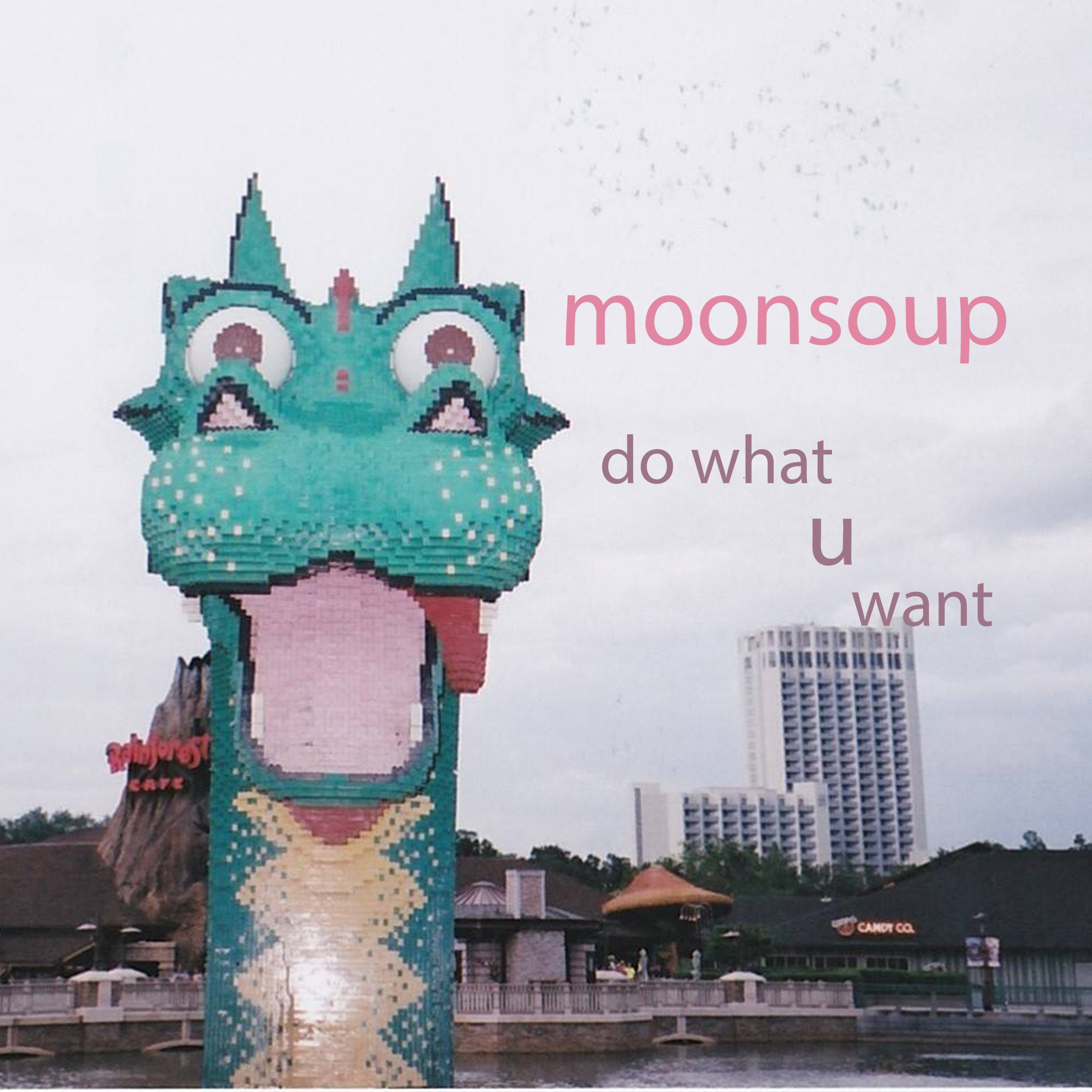 Moonsoup - Do What U Want