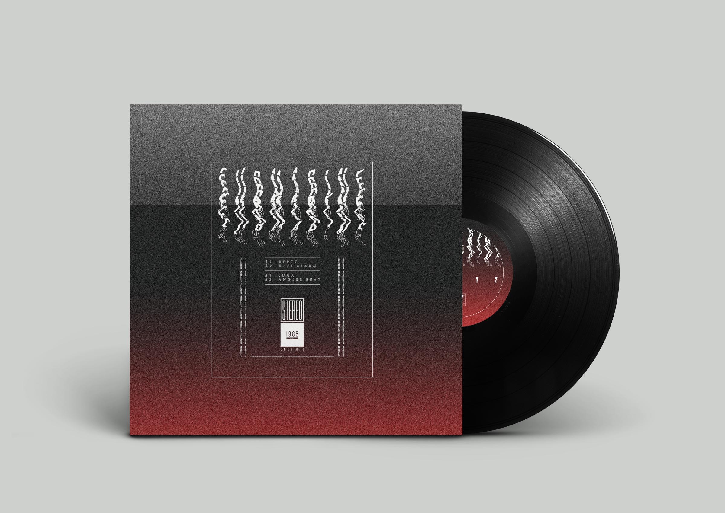 Submarine - Xertz EP