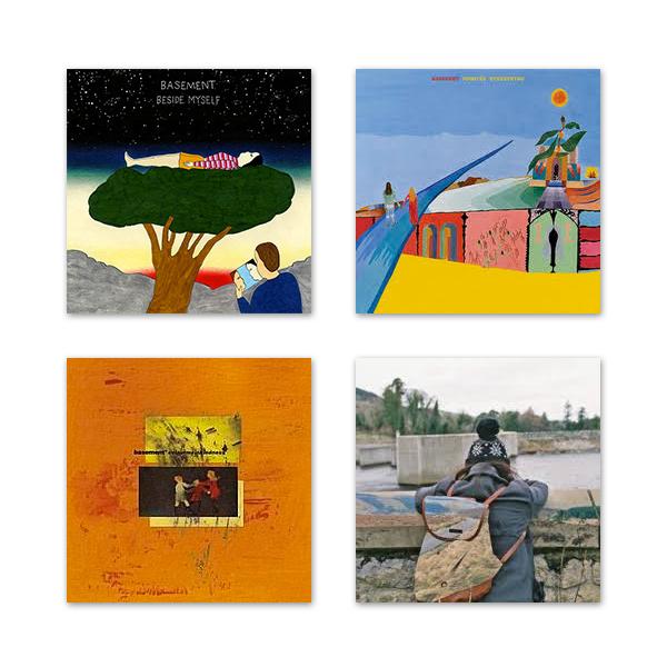 Basement Bundle - Discography LP/CD/CS/Digital
