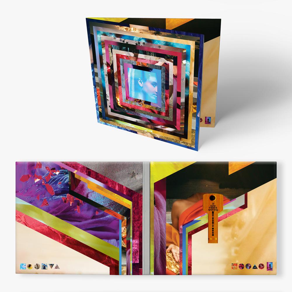 Signed USB Drive (Limited) + CD Bundle - Esperanza Spalding