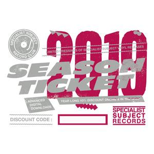 2019 Season Ticket - Vinyl Subscription
