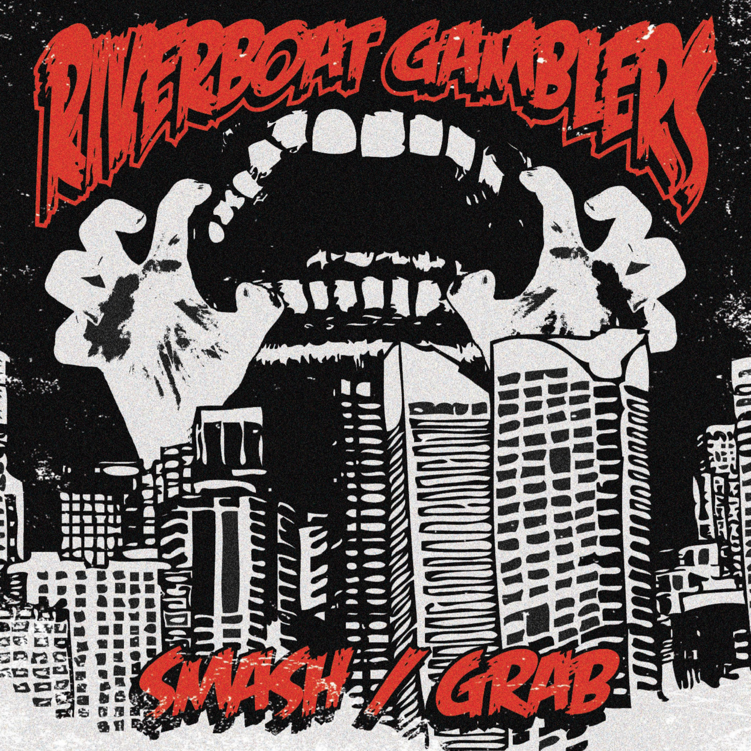 Riverboat Gamblers - Smash/Grab EP (Digital Only, MP3 or FLAC)