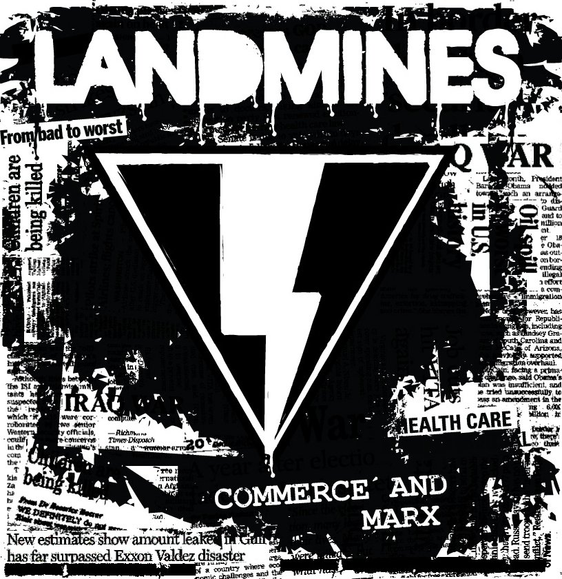Landmines Commerce and Marx Digital Only
