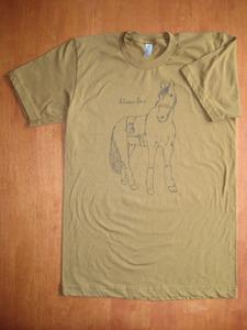 ADVANCE BASE- Whirlaway Shirt