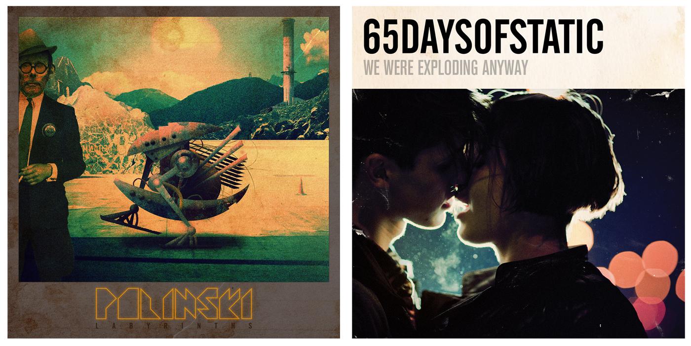 Monotreme Records Polinski Labyrinths 65daysofstatic