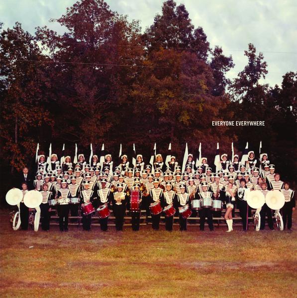Everyone Everywhere - Self-Titled (2010) LP