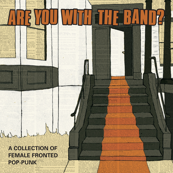 Are You With the Band? Compilation LP