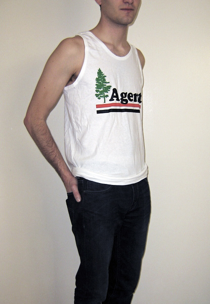 Agent - Tank Top