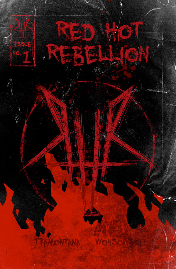 RED HOT REBELLION s/t Digital Download