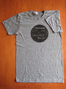 ADVANCE BASE- Piano Shirt (Grey)