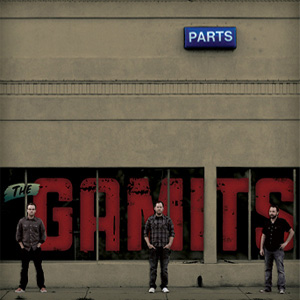The Gamits - Parts CD / LP