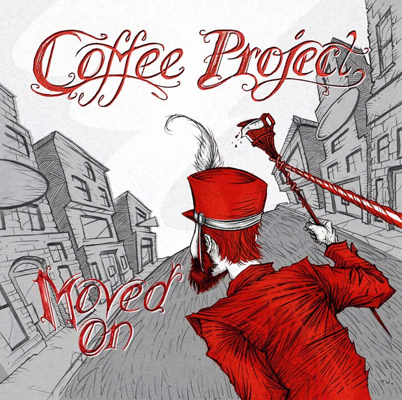 Coffee Project - Moved On (Digital Only)