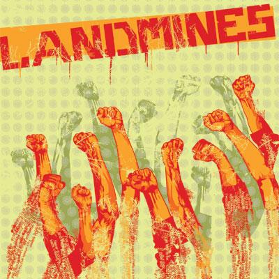 Landmines - Landmines LP