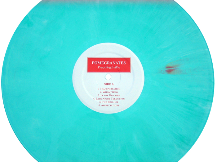 Pomegranates - Everything Is Alive VINYL LP