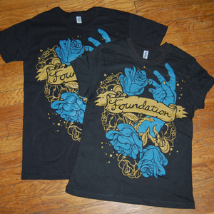 FOUNDATION - HORSEBITES Men's and Women's Shirt