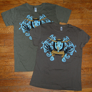 FOUNDATION - Cow Skull Men's and Women's Shirt