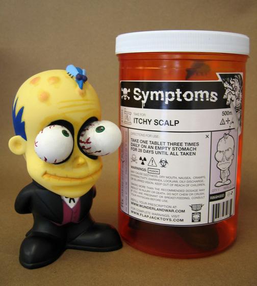Symptoms - Itchy Scalp